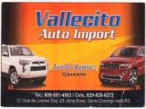 Vallecito Auto Import
