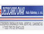 DecoCarro Omar Auto Adornos