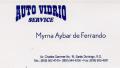 Auto Vidrio Service