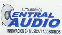 Auto Adornos Central Audio