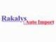 Rakalys Auto Import