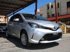 Toyota Vitz Básico